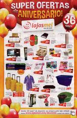 Lojas Mel - Super ofertas de aniversário!