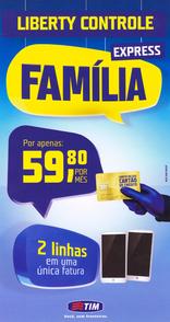Tim - Express família