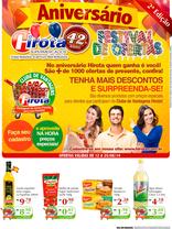 Hirota supermercados - Festival de ofertas