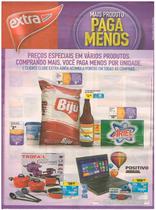 Extra supermercados - Mais produto paga menos