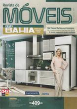 Casas Bahia - Revista de móveis