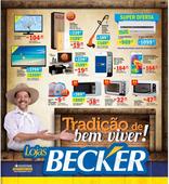 Lojas Becker - Tradição de bem viver