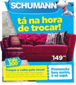 Schumann - Tá na hora de trocar