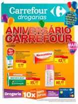 Drogaria Carrefour  - Aniversário Carrefour