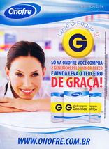 Onofre  - Leve 3 Pague 2 (G)