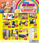 Lojas Benoit - Eu curto ser criança