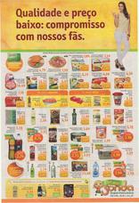 Sonda Supermercados - Qualidade e preço baixo