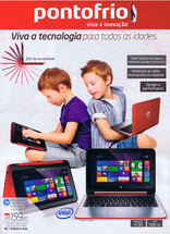 PontoFrio - Viva a tecnologia
