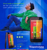 Magazine luiza - Ofertas especiais