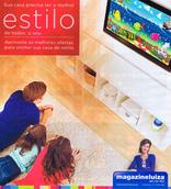 Magazine luiza - Sua casa precisa