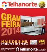 Telha norte - Gran Feira 2014