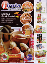 Hirota supermercados - Sabor e praticidade!