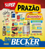 Lojas Becker - Super Prazão