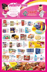Japão Supermercado - Outubro rosa