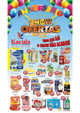Kaçula supermercados - Show de ofertas