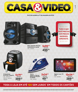 Casa & Video - Ofertas Casa & Video