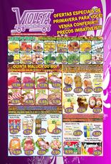 Violeta supermercados - Preços imbatíveis
