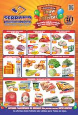 Serrano supermercados - Show de ofertas