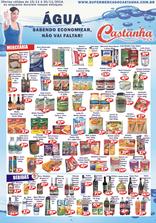 Supermercado Castanha - Água