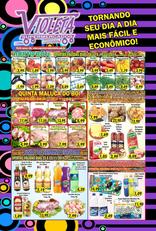 Violeta supermercados - Fácil e econômico