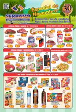 Serrano supermercados - Especial de novembro