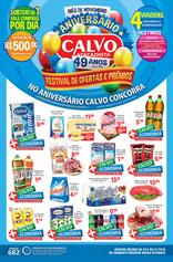 Calvo atacadista - Festival de ofertas e prêmios