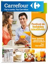 Carrefour -  Bebidas saudáveis