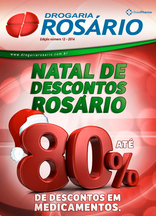 Drogaria Rosario - Natal de descontos Rosário