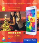 Magazine luiza - Smartphone com emoção a mais é aqui