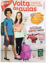 Extra supermercados - Volta às aulas