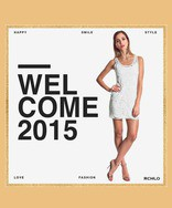 Riachuelo - Welcome 2015