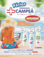 Drogarias Campeã - Férias