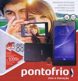 PontoFrio - Smartphones no Pontofrio