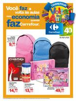 Carrefour - Volta às aulas