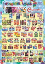 Supermercado Castanha - Volta às aulas