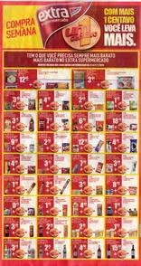 Extra supermercados - Compra da semana