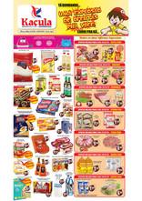 Kaçula supermercados - Uma explosão de ofertas pra você!
