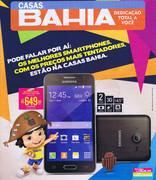 Casas Bahia - Os melhores smartphones