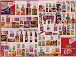 Volantino extra-supermercados - Os preços do Extra são imbatíveis