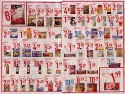 Volantino extra-supermercados - Aniversário Extra