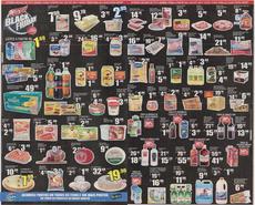 Volantino extra-supermercados - Black Friday